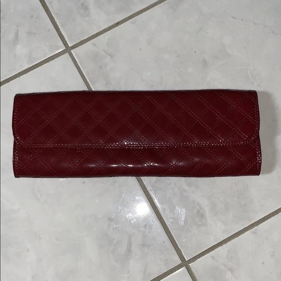 GAP Handbags - GAP maroon clutch